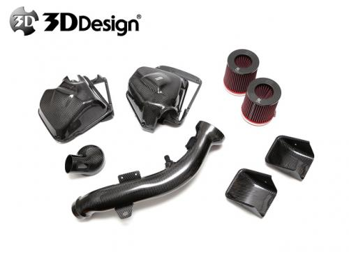 3DDesign HIGH FLOW INTAKE 進氣組 BMW F82 M4 2014-