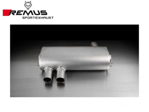 REMUS SPORTS EXHAUST 尾段(含尾飾管) BMW E90 320i 2006-