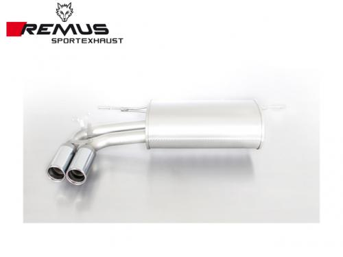 REMUS SPORTS EXHAUST 雙尾段(含尾飾管) BMW F32 428i 2014-
