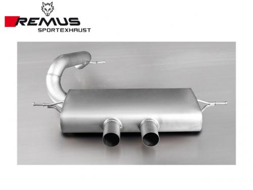 REMUS SPORTS EXHAUST 尾段 FORD FOCUS ST MK3 2013-
