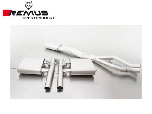 REMUS SPORTS EXHAUST 中尾段 JAGUAR F-TYPE 2014-