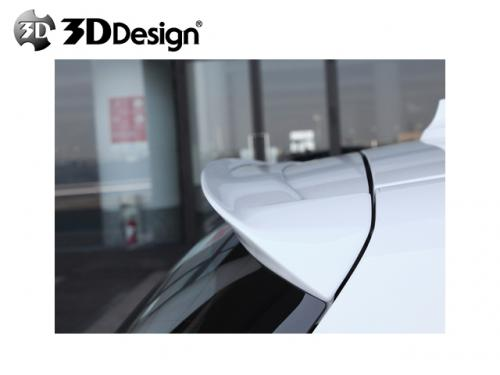 3DDesign CARBON 車頂擾流 BMW 1 SERIES F20 M-Sport 2012-