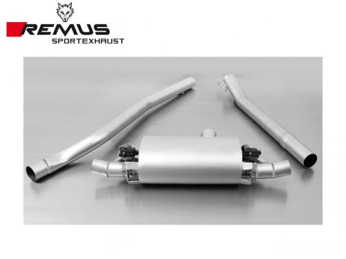 REMUS SPORTS EXHAUST 中尾段 MERCEDES-BENZ W176 A45 AMG 2013-