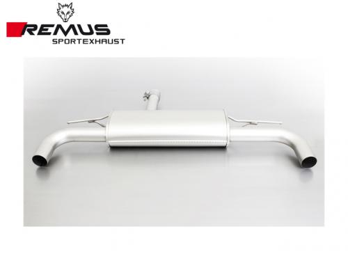 REMUS SPORTS EXHAUST 尾段(含尾飾管) MINI COUNTRYMAN R60 2010-