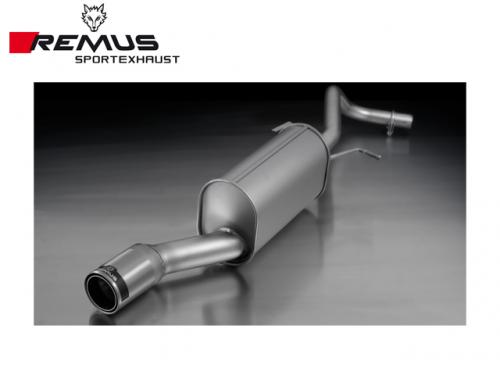 REMUS SPORTS EXHAUST 尾段(含尾飾管) VW POLO 6R 2010-