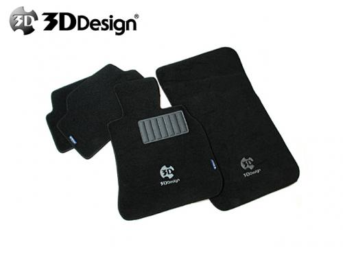 3DDesign FLOOR MATS 腳踏墊 BMW 1 SERIES F20 2012-