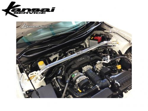 KANSAI SERVICE STRUT TOWER BAR 引擎室拉桿 TOYOTA 86 / SUBARU BRZ 2013-