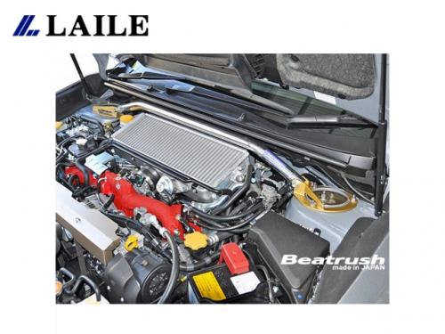 LAILE BEATRUSH STRUT TOWER BAR 引擎室拉桿 SUBARU WRX STI 2014-