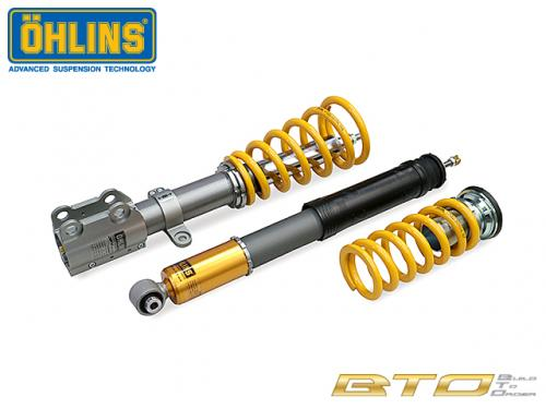 OHLINS BTO COILOVER KIT 避震器組 TOYOTA PRIUS α 2016-