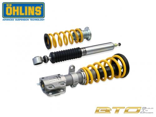 OHLINS BTO COILOVER KIT 避震器組 TOYOTA C-HR 2017-