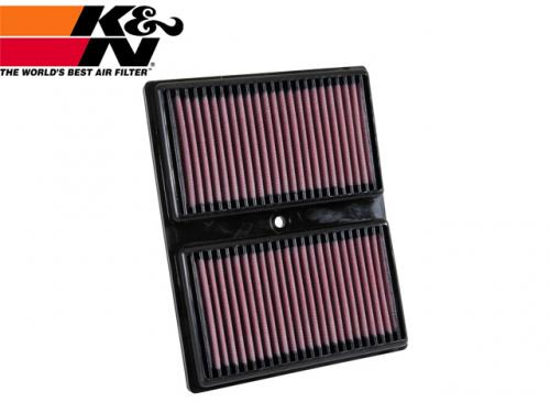 K&N Replacement Air Filter 高流量空氣濾芯 33-3037 VW GOLF VII 1.0 2017-