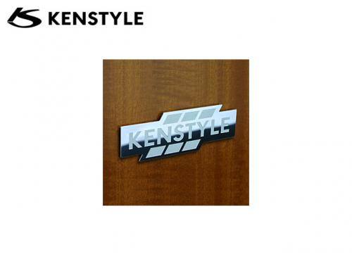 KENSTYLE Stainless Grille Emblem 水箱罩鋁牌(90x30mm)